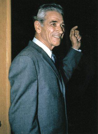 Professor George Adamski